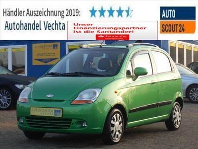 gebraucht Chevrolet Matiz 1.0 TÜV:12.2019 Klimaanlage
