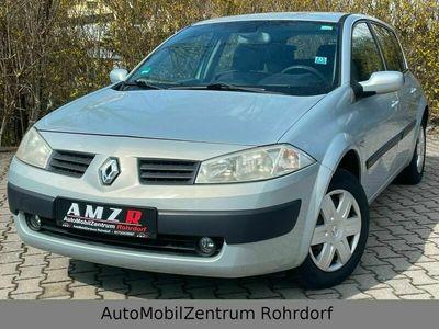 gebraucht Renault Mégane II Lim. 5-türig Expression Confort *EFH*