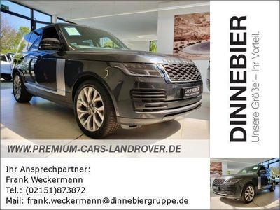 gebraucht Land Rover Range Rover Range Rover SDV6 Vogue  Krefeld