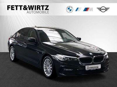 gebraucht BMW 540 d xDrive Aut. Sport Line GSD Komforts. HUD
