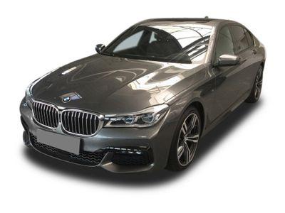 gebraucht BMW 750 3.0 Diesel
