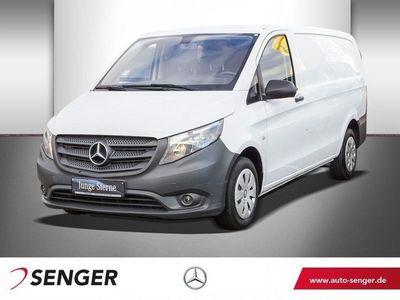 used Mercedes Vito 111 Kawa, AHK, Flügeltüren, Doppelsitzbank