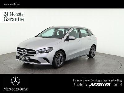 gebraucht Mercedes B220 4M Progressive+LEDHi+17''+MBUX+Kam+Busines