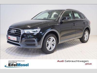 gebraucht Audi Q3 2.0 TDI Design Xenon Navi Klima Einparkh.