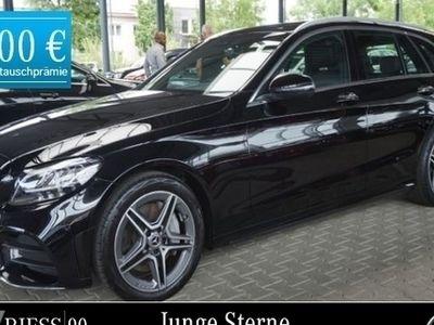 gebraucht Mercedes C300 d T AMG R-Kam Distr 9G LED Navi PDC dTemp