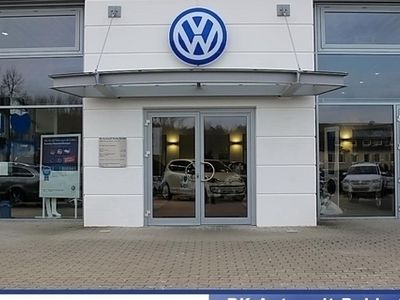 usado VW Touareg V6 TDI Atc. Xenon Leder AHK Navi Luftfeder