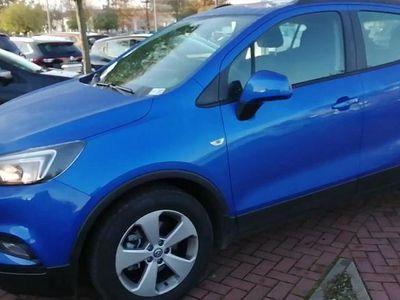 gebraucht Opel Mokka X MokkaX 1.4 Turbo Edition