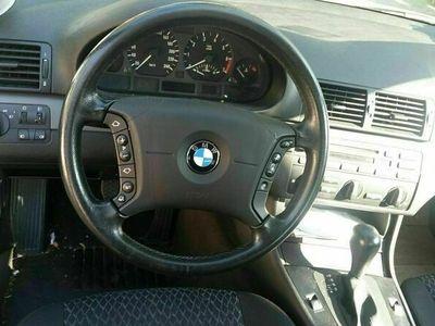 gebraucht BMW 318 Compact Auto ti als Sportwagen/Coupé in Remagen