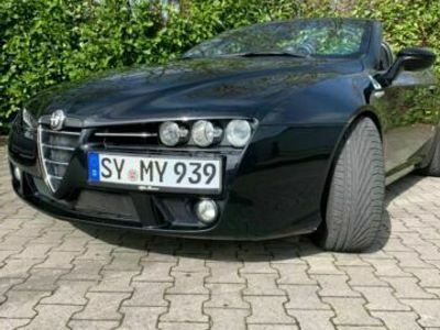 gebraucht Alfa Romeo Spider 2.2 JTS 16V Selespeed - neue Steuerkette