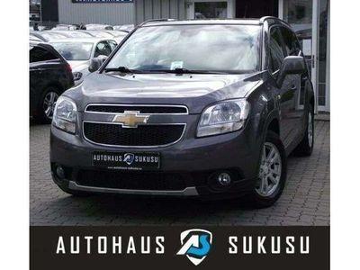 gebraucht Chevrolet Orlando 1.8 LT+ - 7 Sitze -Navi - AHK - PDC -