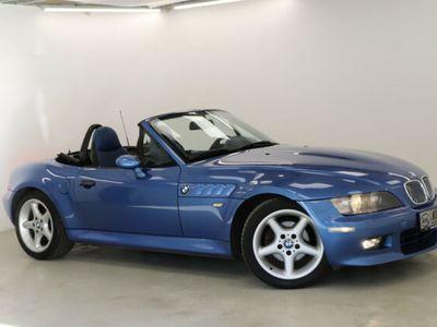 gebraucht BMW Z3 Roadster 2.8 193 PS M Paket Klima Sonderfarbe