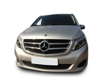 gebraucht Mercedes V250 d lang Edition Avantgarde AHK 2.5t Sthzg.