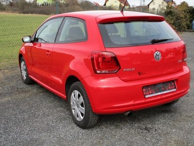gebraucht VW Polo Comfortline+PDC+SHZ+