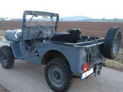 willys gebrauchte jeep willys kaufen 12 g nstige autos zum verkauf. Black Bedroom Furniture Sets. Home Design Ideas