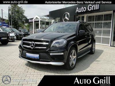 gebraucht Mercedes GL63 AMG AMG 4MATIC Comand AHK StdHzg 360 Sitzklim