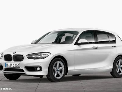 gebraucht BMW 116 i 5-Türer Advantage HiFi Navi Bus. Tempomat