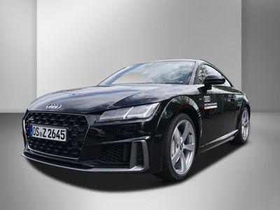 gebraucht Audi TT Coupé 45 TFSI quattro S line Navi LED PDC LM Te