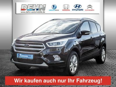 gebraucht Ford Kuga 1.5 EcoBoost Titanium Xenon Navi Einparkass