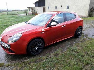 gebraucht Alfa Romeo Giulietta 1.8 TBi 16V QV Sondermodell Rosso Com