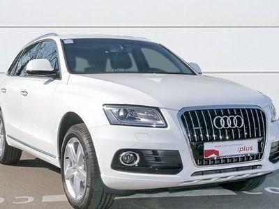 gebraucht Audi Q5 2.0TDI qu.EU6 Xen Navi Pano Einpark