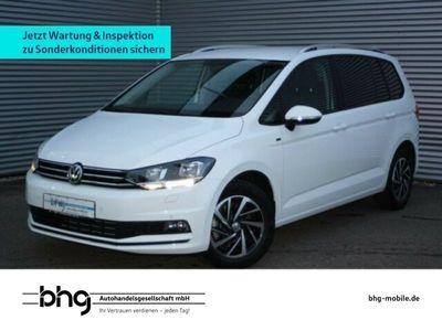 gebraucht VW Touran JOIN 1,5 TSI DSG 7 Sitz ACCAssist Navi