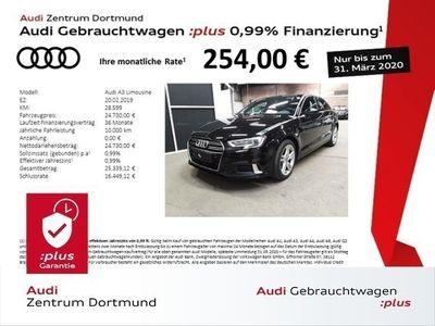 gebraucht Audi A3 sport 35 TDI 110 kW (150 PS) S tronic
