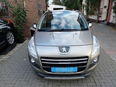 käytetty Peugeot 3008 HYbrid4 Navi Panoramadach