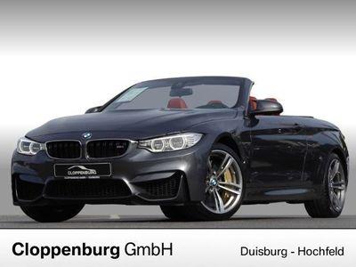 gebraucht BMW M4 Cabriolet DKG NAVI LEDER LED HARMAN-KARDON E-SITZE TE