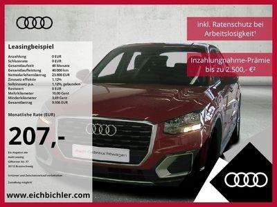 gebraucht Audi Q2 Design 30 TDI MMIPlus PreSense Navi Teilleder Kamera Keyless
