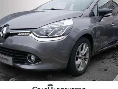 gebraucht Renault Clio IV 1.2 TCe 120 eco² DSG Limited ENERGY