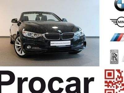 second-hand BMW 420 d Cabrio Luxury Line NaviProf AHK Xenon PDC