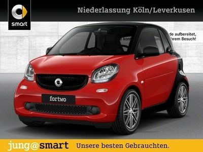 gebraucht Smart ForTwo Coupé 66kW BRABUS DCT cool&Media Pano