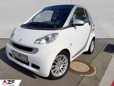 gebraucht Smart ForTwo Coupé mhd passion Softtouch+Panorama+Klima