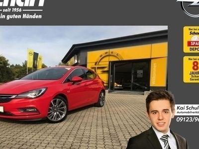 gebraucht Opel Astra Ultimate S/S OnStar Navi Frontkamera