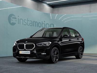 gebraucht BMW X1 X1xDrive25d Sport Line Steptronic Aut. AHK PDC
