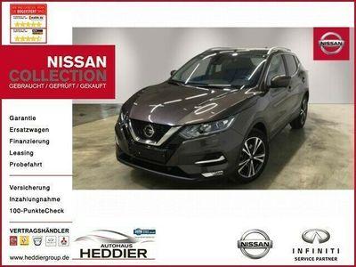 gebraucht Nissan Qashqai N-Connecta *NAVI,360-KAMERA,SHZ,FSH*