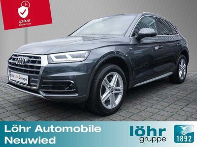 gebraucht Audi Q5 40 TDI quattro S tronic sport / Navi / LED / AHK