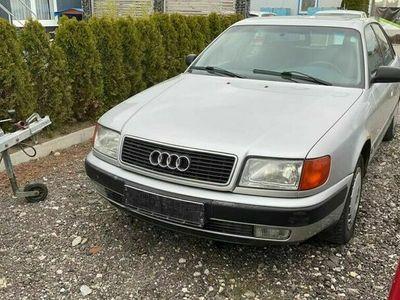 gebraucht Audi 100 2.6 E, 6 Zylinder, Zahnriemen + Bremsen neu