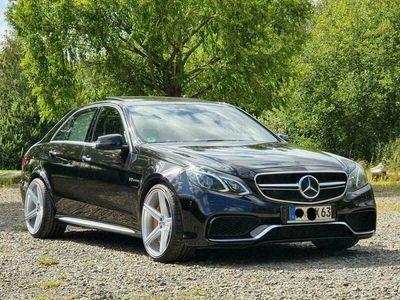 gebraucht Mercedes E63S AMG MERCEDES BENZ4 MATIC AMG MOTOR NEU ...