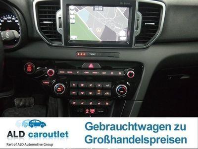 gebraucht Kia Sportage 2.0 CRDI bei Gebrachtwagen.expert