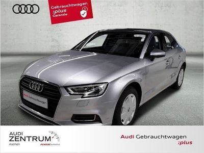 gebraucht Audi A3 Limousine 1.6 TDI design MMI Navi, Euro 6, Sitz