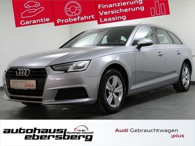gebraucht Audi A4 Avant 2.0 TDI S tronic Xen+ Nav QI PDC+ EURO6