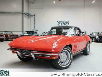 gebraucht Chevrolet Corvette C2 im absoluten top Zustand - restaurie