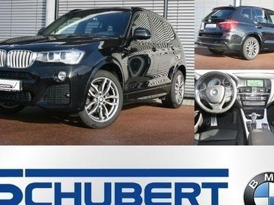 gebraucht BMW X3 xDrive30d EU6 M Sport AHK H/K HUD el.Sitze