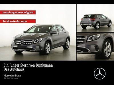gebraucht Mercedes GLA200 d SUV URBAN/LED/NAVI/SHZ/DIGITAL RADIO