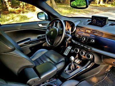 gebraucht Alfa Romeo Giulietta 1.4 TB 16V Turismo BOSE NAVI LEDEER