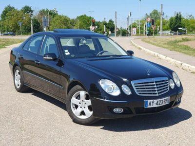 gebraucht Mercedes E320 E-Klasse Lim.CDI Elegance 7Gang Facelift