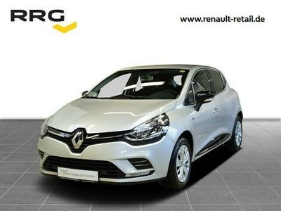 gebraucht Renault Clio IV 4 0.9 TCE 90 ECO² LIMITED LIMOUSINE