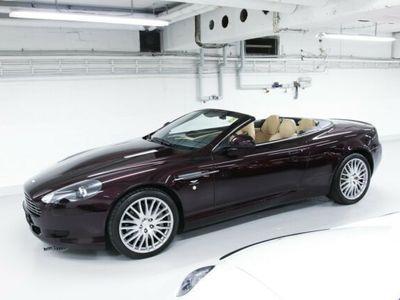 gebraucht Aston Martin DB9 Volante 6.0 Scheckheft Facelift 476 PS