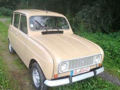 gebraucht Renault R4 R 4TL